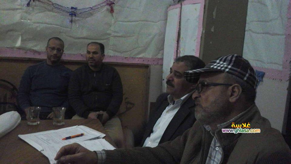 مناقشة مشروع المخطط الاستراتيجي فى مدينة ادكو