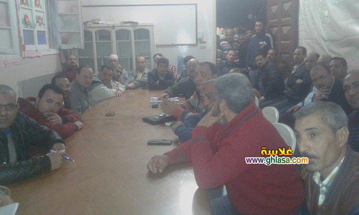 5 - مناقشة مشروع المخطط الاستراتيجي فى مدينة ادكو