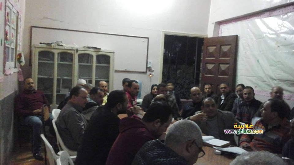 7 - مناقشة مشروع المخطط الاستراتيجي فى مدينة ادكو