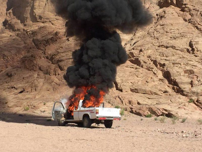 بيان رقم 12 من القيادة العامة للقوات المسلحة بشأن العملية الشاملة سيناء 2018