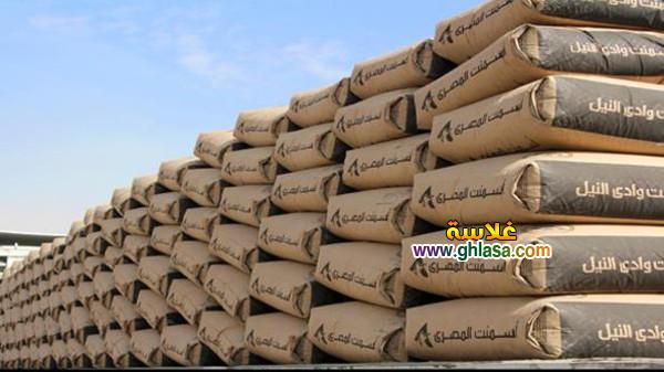سعر-الاسمنت-اليوم-في-مصر