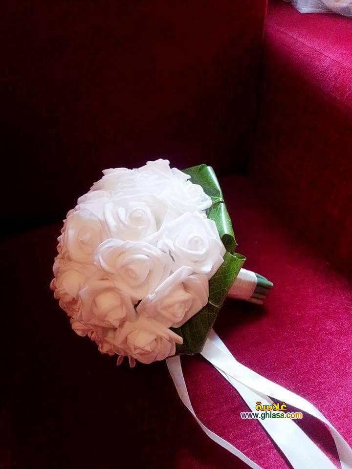 ورد فستان الزفاف 11 - صور باقة ورد لفساتين الزفاف والخطوبة