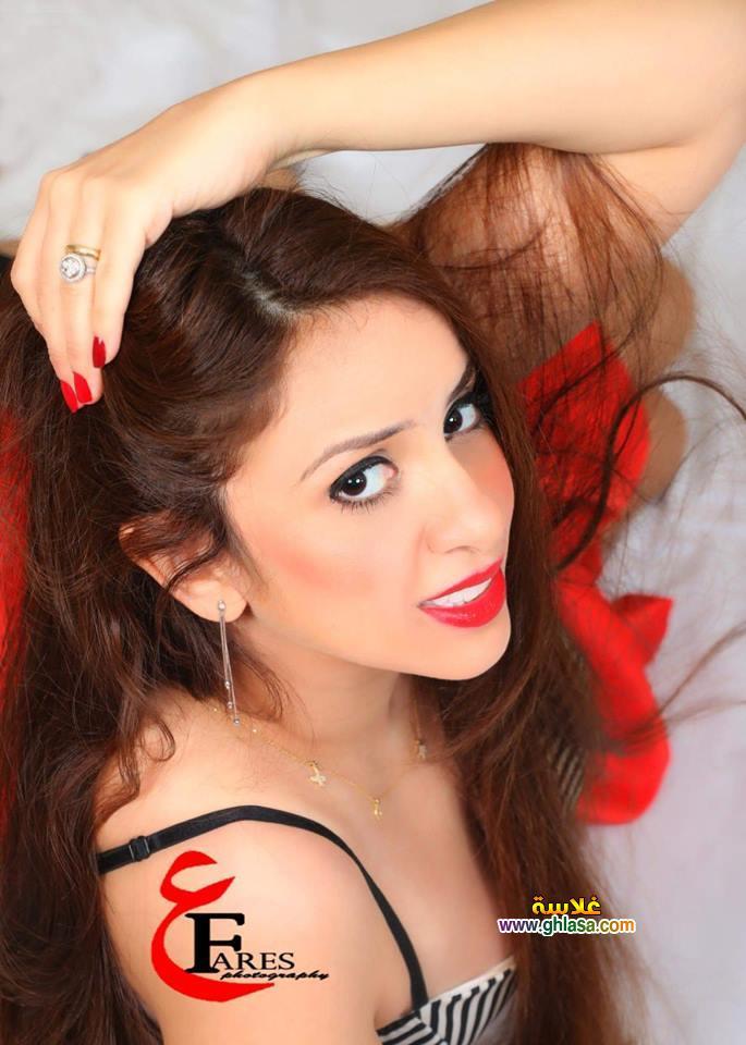 صور زوجة الفنان وائل نور غادة النجار