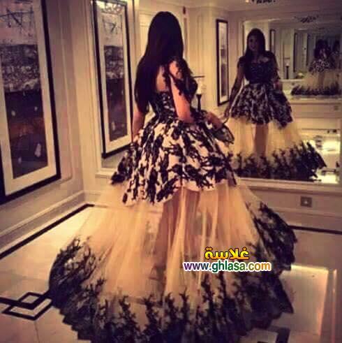 فستان مميز للخطوبة
