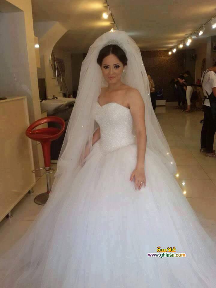 اجمل فستان زفاف 2019