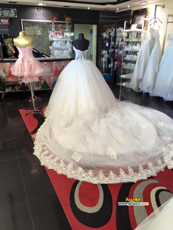 احلى صور لفساتين زفاف ليلة الدخلة