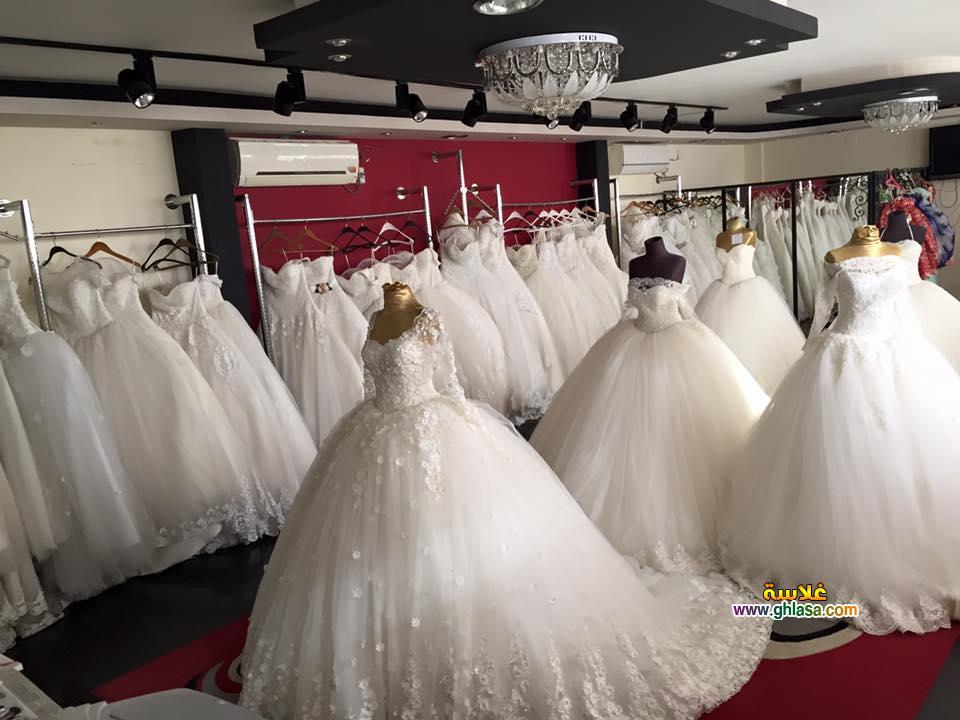 مجموعة فساتين زفاف مميزة 2018