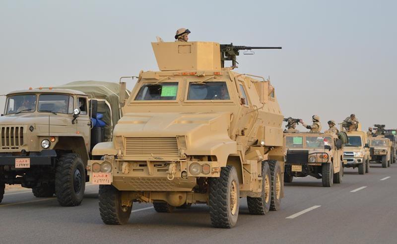 بيان رقم (3) بشأن العملية الشاملة للقوات المسلحة سيناء 2018 …