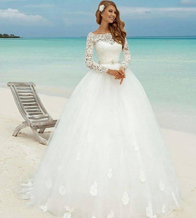 اجمل فستان خطوبة