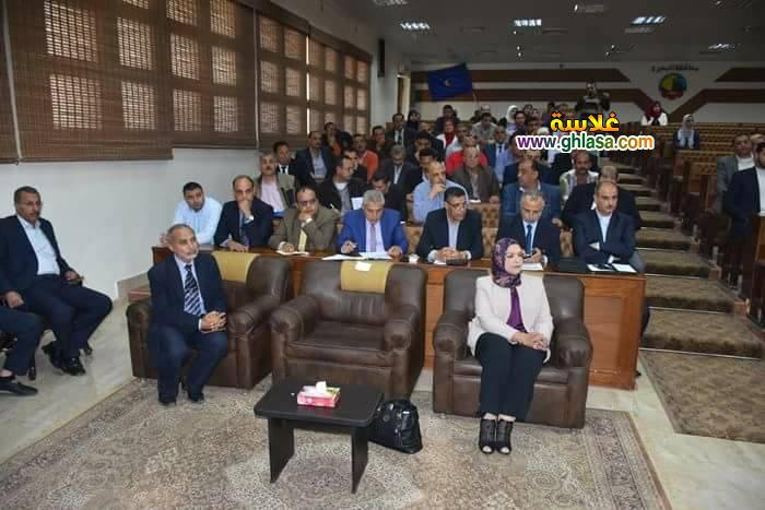1 1 - مدينة ادكو جلسة التشاور المجتمعي لانشاء شركة سيكو